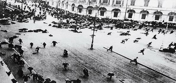 Oktobarska revolucija – kratka povijest