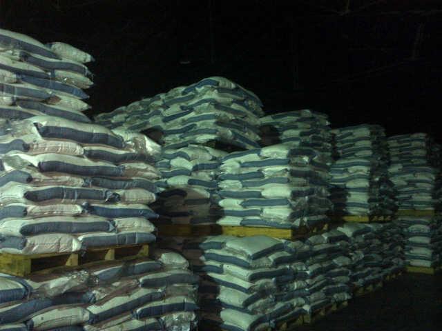 Šećer zaplijenjen u Aragui