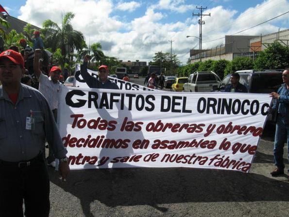 ''Sve radnice i radnici na skupštini odlučujemo što ulazi i izlazi iz naše tvornice''